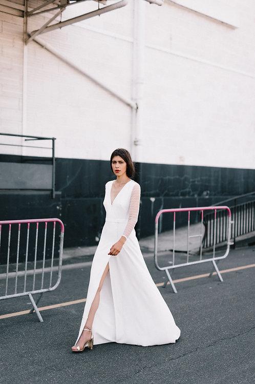 Lalitha wedding dress