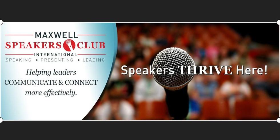 Virtual Speakers Club