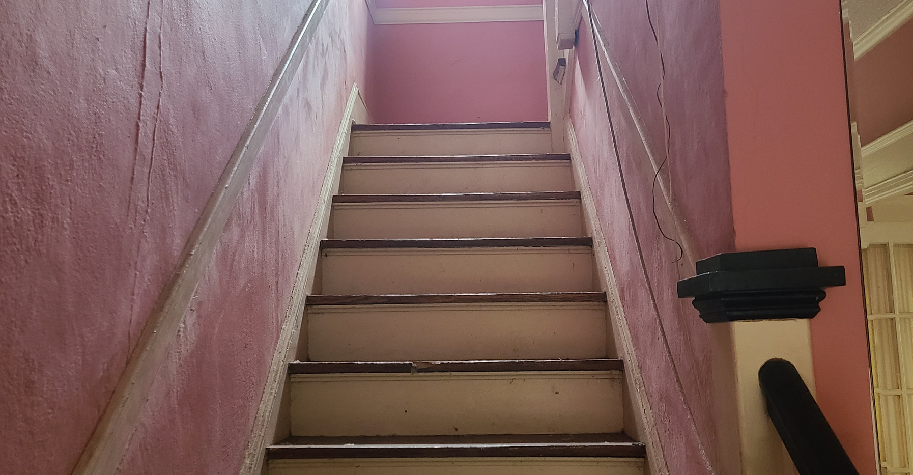 Before - Stairs