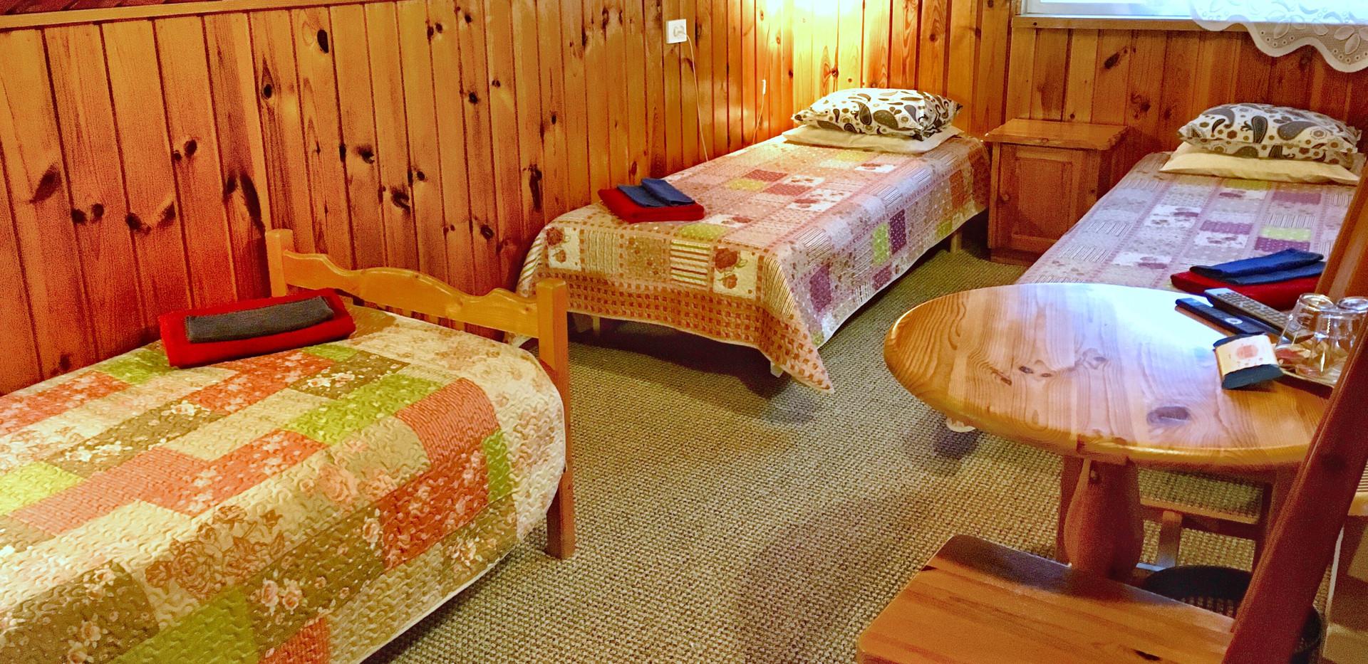 Tuba nr 7 - Külalistemaja Kikas