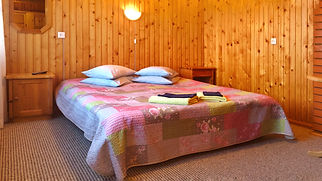 Kahekohaline tuba - Külalistemaja Kikas
