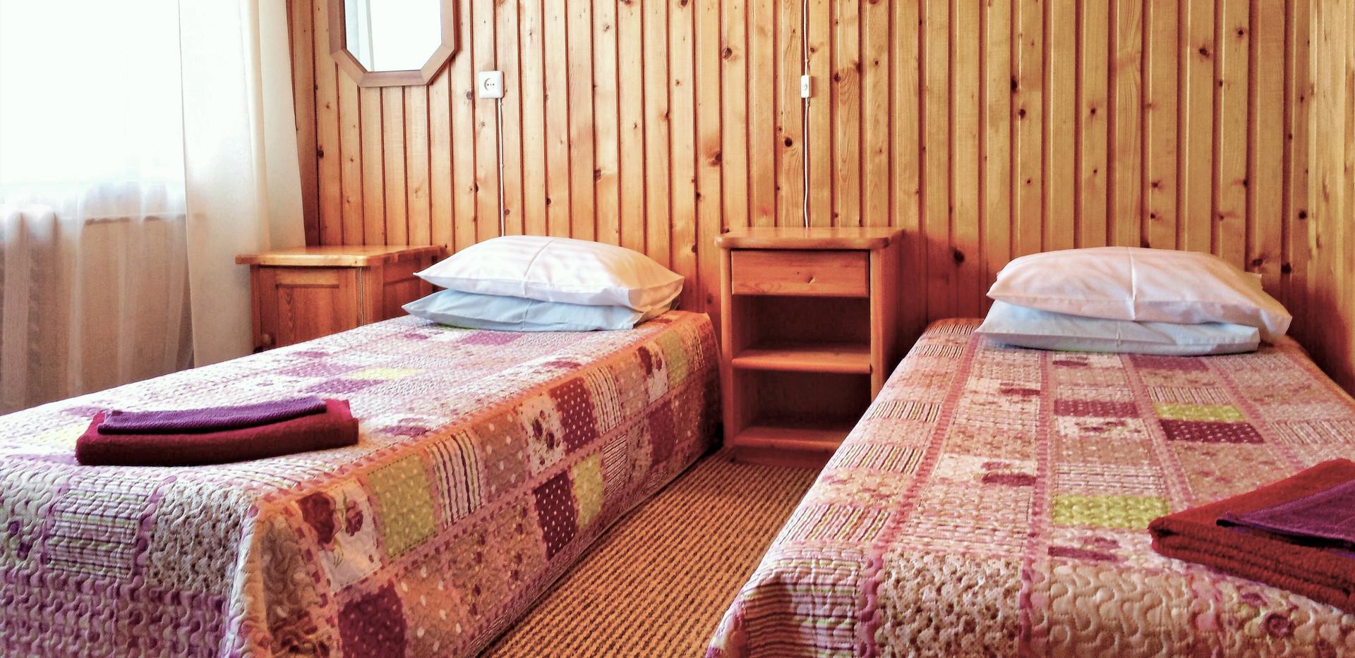 Tuba nr 6  - Külalistemaja Kikas