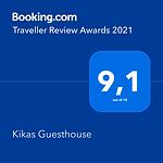 Traveller Award 2021