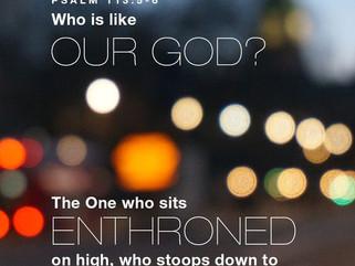 """God Gets Around"""