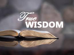 """""""True Wisdom"""""""