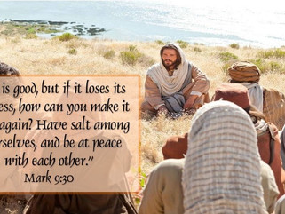 """26th Sunday in Ordinary Time: """"Purity of Living"""""""