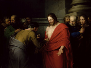 Second Sunday of Easter: New Faith