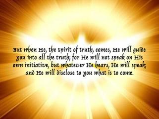 "Trinity Sunday: ""Walking in Trinitarian Truth"""