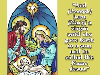 """""""The Gift of His Name"""""""