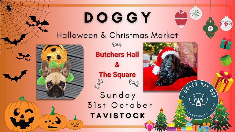 The Doggy Halloween and Christmas Market