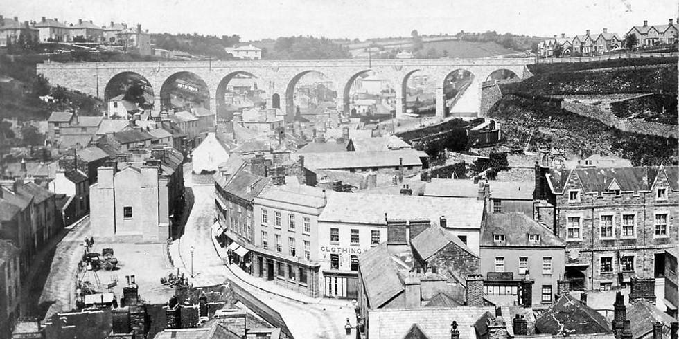 Discover Tavistock — The Railways