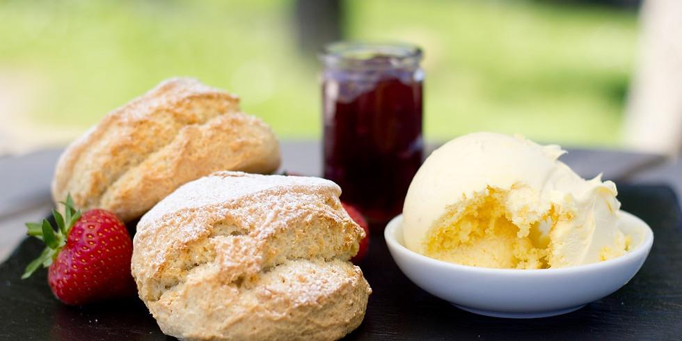 Fiver Fest Cream Tea Offer