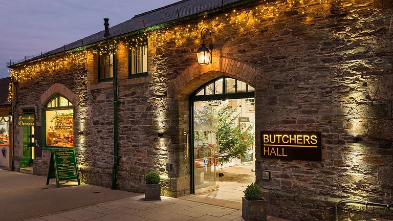 Butchers' Hall Christmas Markets