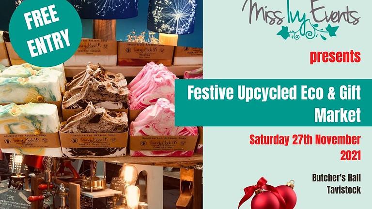 Festive Upcycled Eco & Gift Market