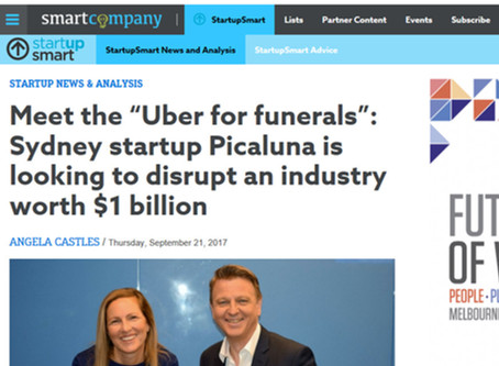 Meet the Uber of funerals