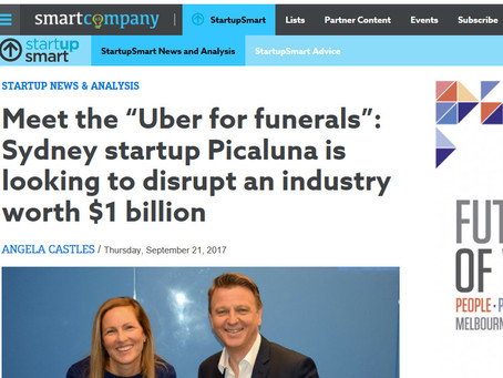 Meet the Uber of funerals