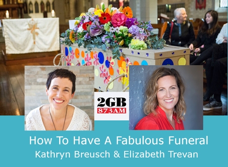 Sharing stories of fabulous funerals