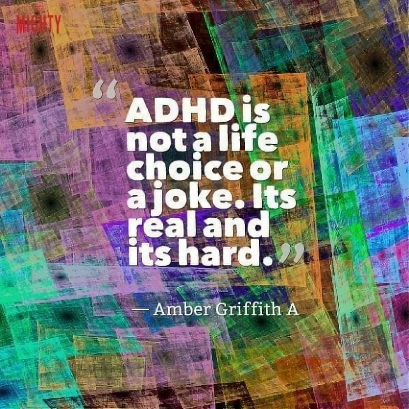 ADHD Advance Virtual Happy Hour for Educators, Therapists and Other Professionals
