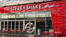 2 Restaurants Steak' n Shake à Lyon