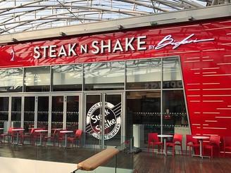 2 Restaurants Steak' n Shake à Lyon