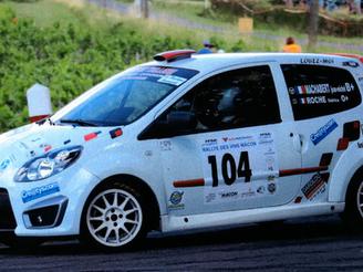 Sponsoring Rallye / Twingo RS