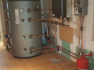 Rénovation Énergétique par FCP  à Lozanne