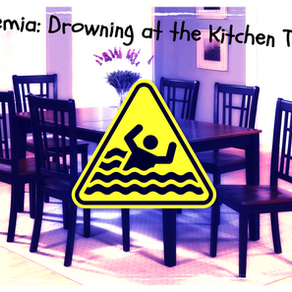 Anemia: Drowning at the Kitchen Table