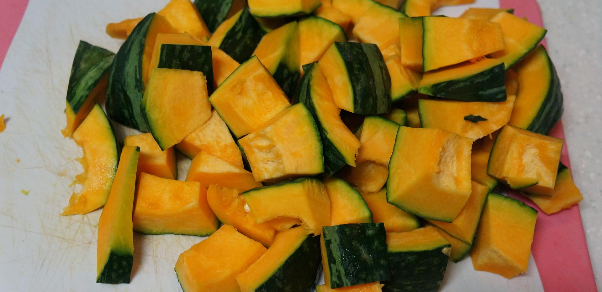 Kabocha Pumpkin (winter squash)