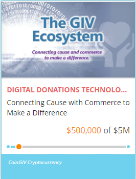 Digital Donations Technologies Launches Crowdfunding Campaign