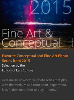 Fine Art & Conceptual Photo Series