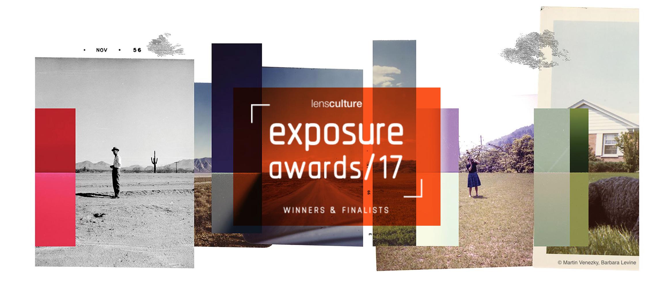 LensCulture  Exposure Awards 2017
