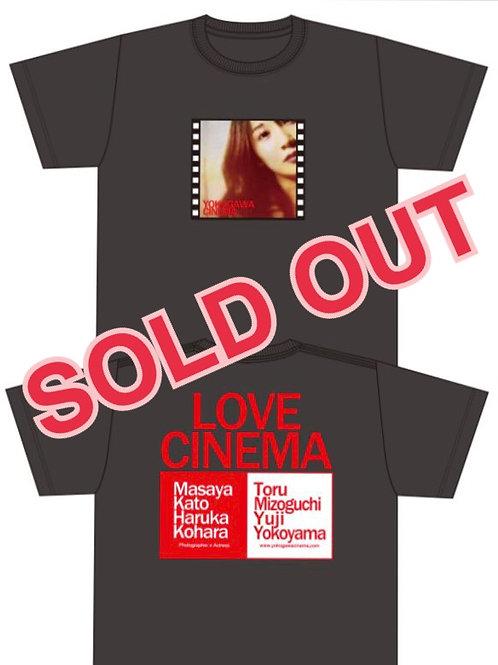 「LOVE CINEMA」Tシャツ Mサイズ