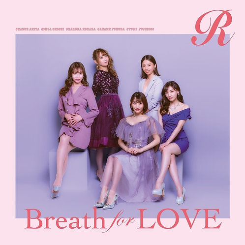 R CD 「Breath for LOVE」