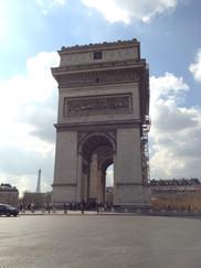 Arch de Triumph, Paris
