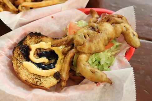 Big & Littles crab sandwich.JPG.jpg