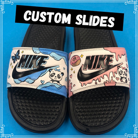 How to customise your sliders! 🐼🦋🍩😜