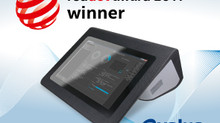 Excellent! Avalue Mini POS wins Red Dot for high quality design