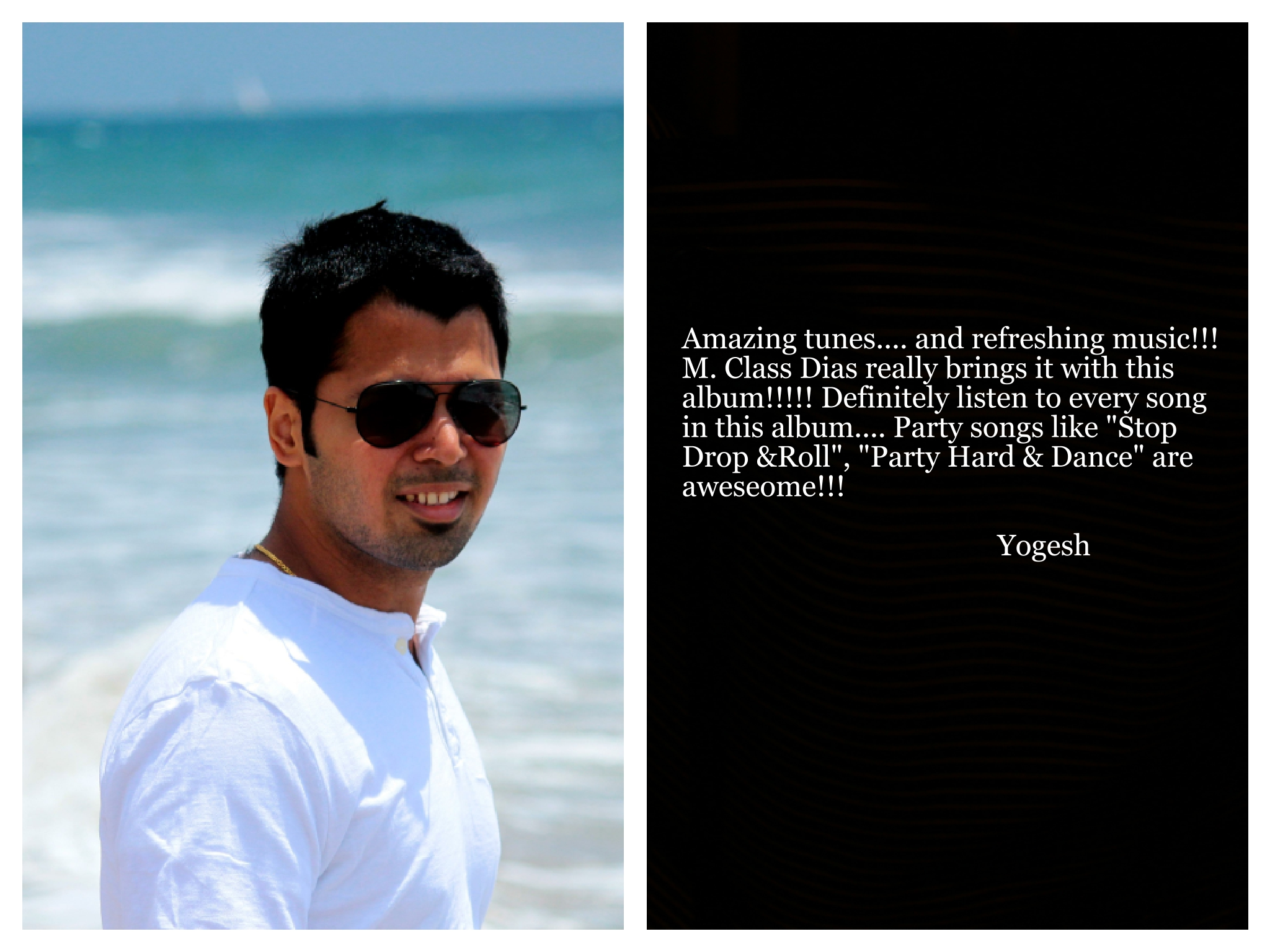 Yogesh's Review