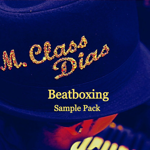 """Beatbox""- Vocal Samples"