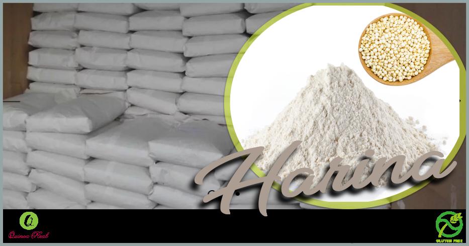 Harina de Quinoa a Granel: