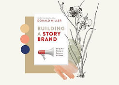 Brandify HQ Recommended book, Building A Story Brand