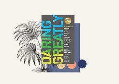 Brandify HQ Recommended book, Daring Greatly