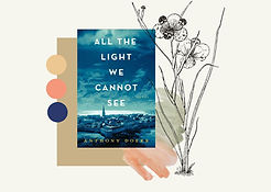 Brandify HQ Recommended book, All the Light We Cannot See