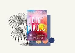Brandify HQ Recommended book, Big Magic