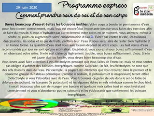 programme express pour un corps denfer