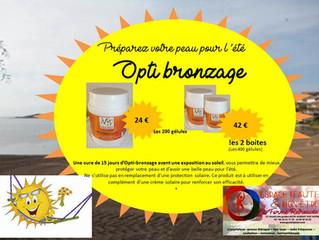 préparez votre peau à l'été