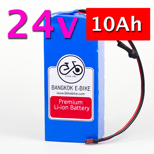 Li-ion Battery 24V 10Ah  แบตเตอรี่