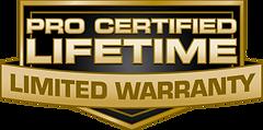 Lifetime Warranty Logo (w SM) CMYK 0517.