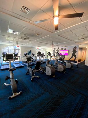 Fitness Center - Watergate Pointe Marina - Annapolis, Maryland - Oasis Marinas