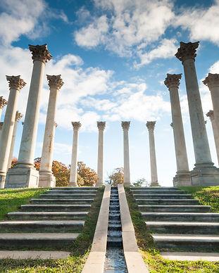 Washington DC National Arboretum Capitol